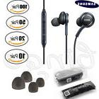 OEM Samsung Note 9 8 S9 S8 Plus AKG Tuned In-Ear Earbuds Hea