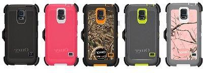 Otterbox Defender Series Case for Samsung Galaxy S5 - 5 Colo