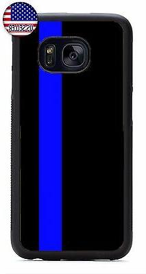 Police Thin Blue Line Case Cover For Samsung Galaxy S4 S5 S6