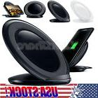 QI Wireless Charging Dock Pad Stand for Samsung S7/S8/NOTE8