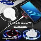 Qi Wireless Charger Charging Dock Pad For SAMAUNG Galaxy S67