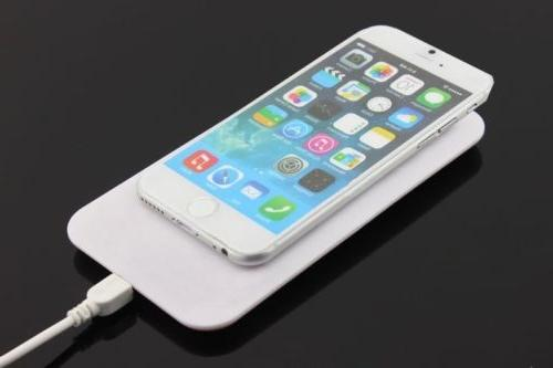 Qi Wireless Charger Pad + Receiver + Adapter