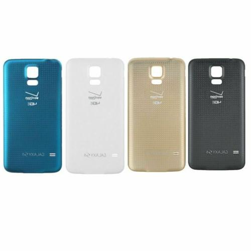 Replacement Back Door Battery Cover for Samsung Galaxy S5 SM