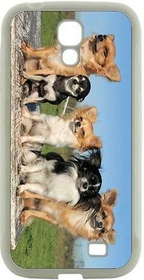 Rikki Knight Chihuahuas Dog Design Case for Samsung Galaxy