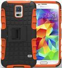 SUPER Armor Hybrid Phone Stand Case Bumper Cover for Samsung