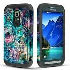 Samsung Galaxy S5 Active Case, Impact Dual Layer Shockproof