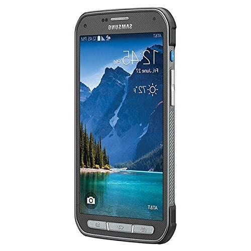 Samsung Galaxy G870a Unlocked GSM Extremely Durable 16MP Camera - Gray