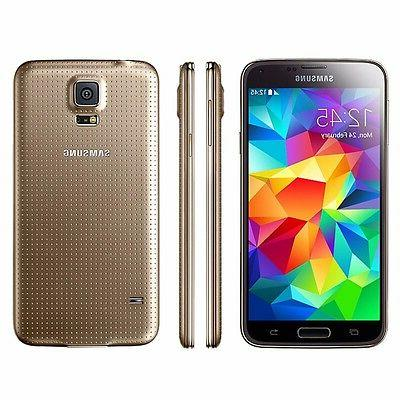 Samsung S5 - Factory Unlocked 16GB ATT/T-Mobile NEW