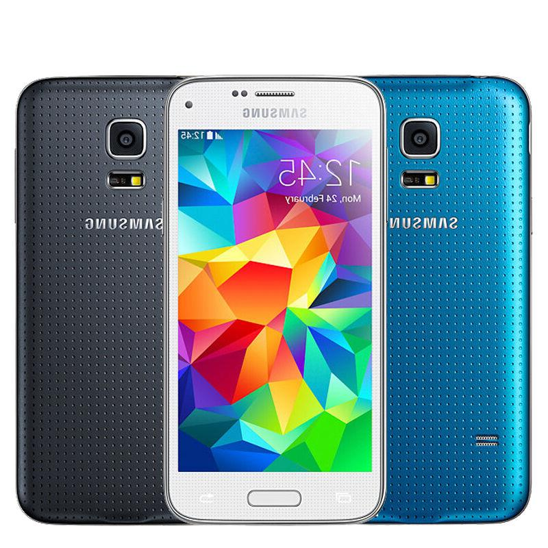 Samsung Galaxy S5 mini SM-G800F 16GB GSM Factory Unlocked Sm