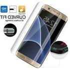 Samsung Galaxy S7 Full Cover Screen Protector HD Clear Curve