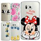 Samsung Phone Case Mickey Minnie Mouse Mobile Back Cover Gal