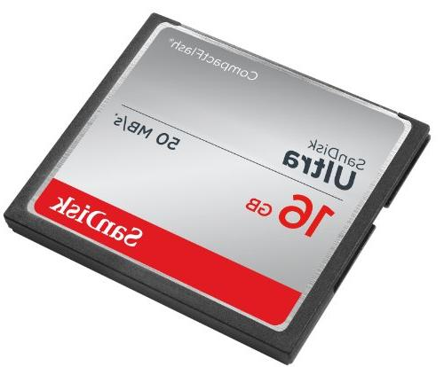 SanDisk 16GB Flash Memory Up To Packaging-