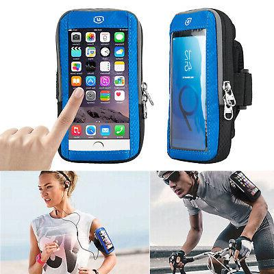 Sport Armband Case For Samsung Galaxy S8 S9 Note 8 Arm Band