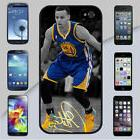 Stephen Curry iPhone 7 8 Plus X 6s 5s +  & Galaxy S7, S8, No