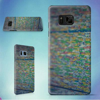 TECHNOLOGY COMPUTER DESKTOP SOURCE CODE HARD CASE FOR SAMSUN