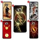 The Flash Superhero Phone Cover Case For Samsung Galaxy S6 S