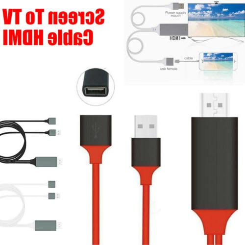US For S9 8 USB MHL To Adapter