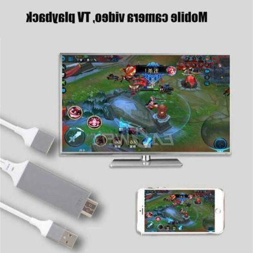 USB To 1080P Adapter HD For S7 / Plus Edge