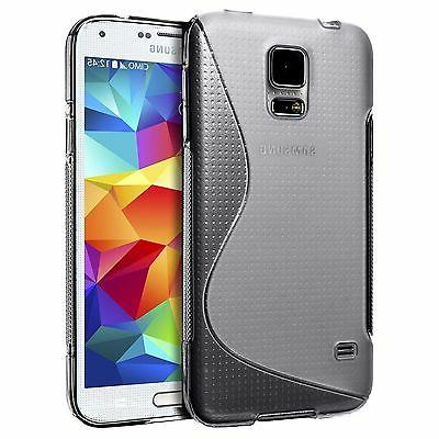 Ultra SLIM Light TPU Phone Case Cover Skin for Samsung Galax