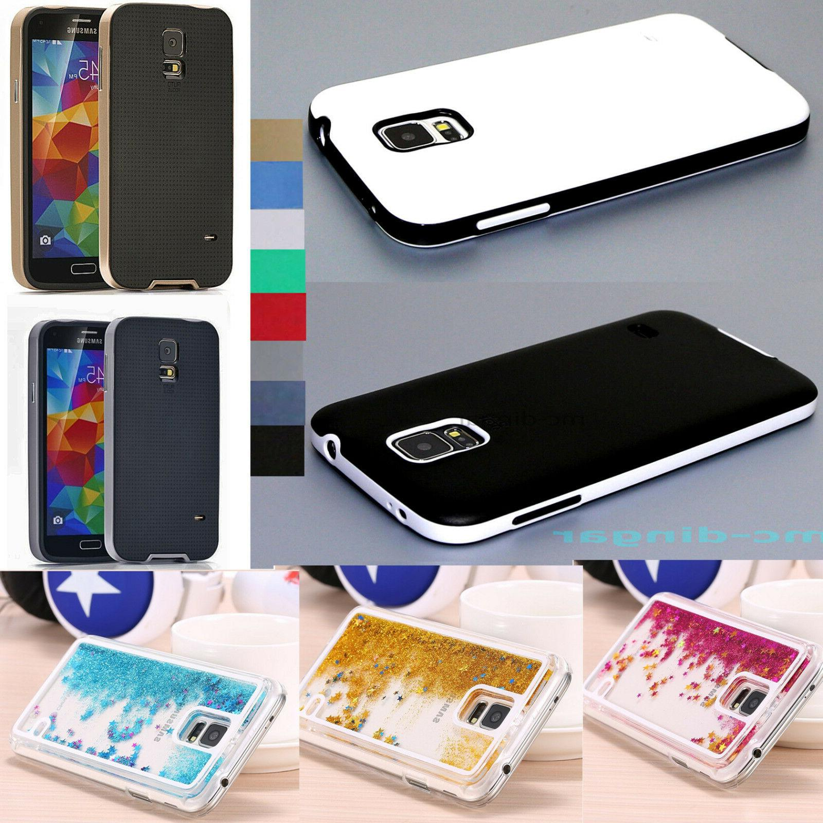 Ultra-Thin Soft Rubber Matte Bumper Case Cover For Samsung G