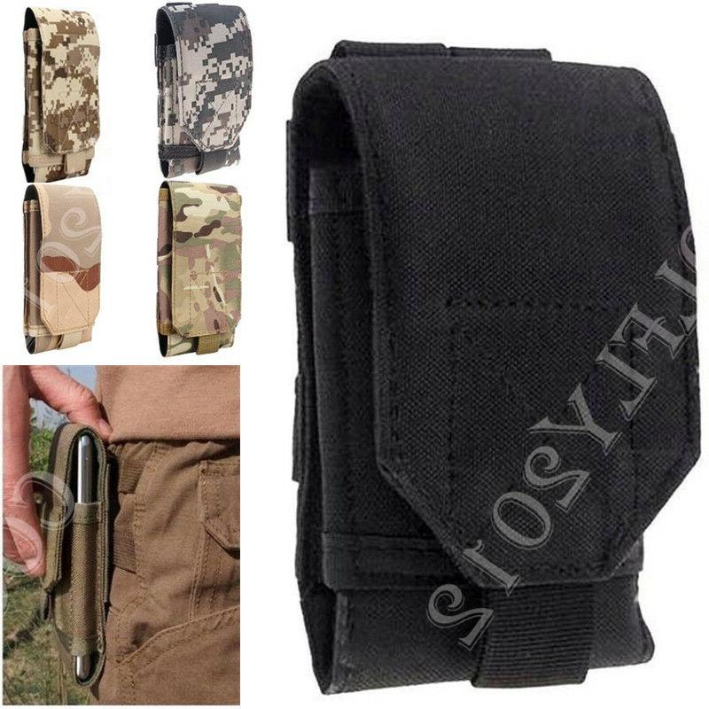 Universal Tactical Belt Pouch Case Cover Holster for Samsung