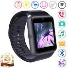 Bluetooth Smart Watch Phone Fitness Tracker For Samsung J5 J