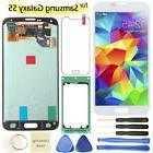 White Oem Samsung Galaxy S5 Lcd Screen Replacement G900V G90