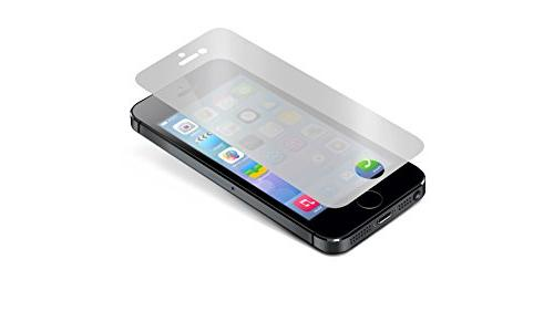 Zagg - Mirror Glass Screen Protector For Apple® 5c And - Clear