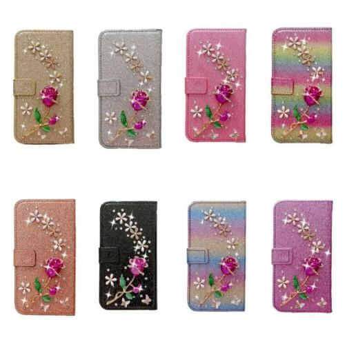 Bling Cover Case Note 20 Ultra/S20/S10/S9/S8