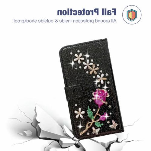 Bling Cover Case For Galaxy Note