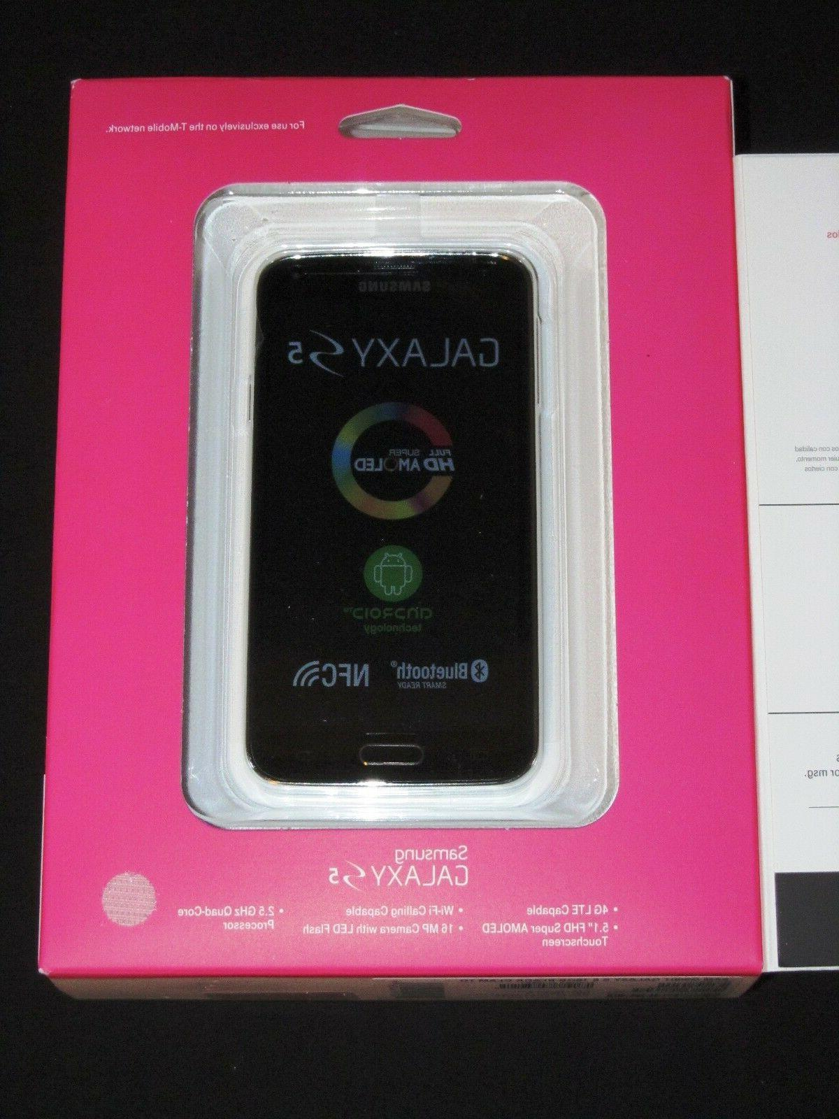 Brand Sealed T-Mobile Samsung Galaxy S5 16GB