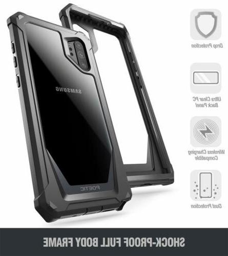 Galaxy Note 10 Plus,Note Resistant Back Cover