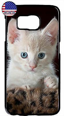 Cat Kitty Pet Cute Samsung Galaxy Case For S10e S10+ S9 + S8