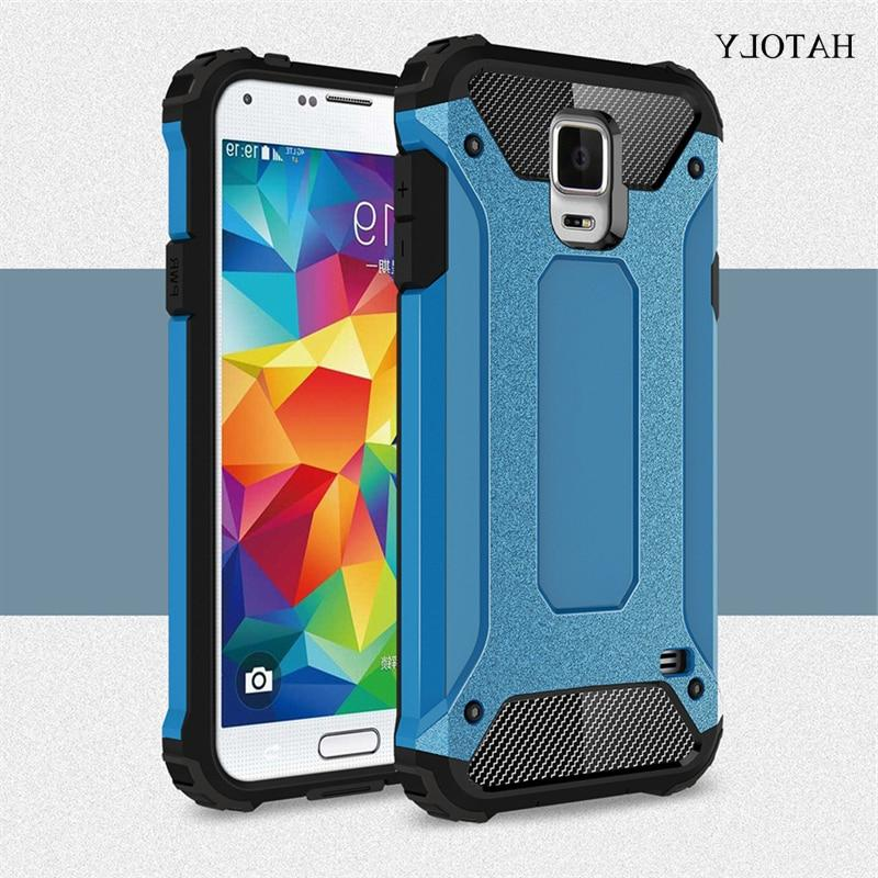 For Cover <font><b>Samsung</b></font> Armor <font><b>S5</b></font> Silicone Phone <font><b>Case</b></font> For G900F <