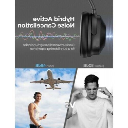 Foldable Headphones Headset w Hands-free for
