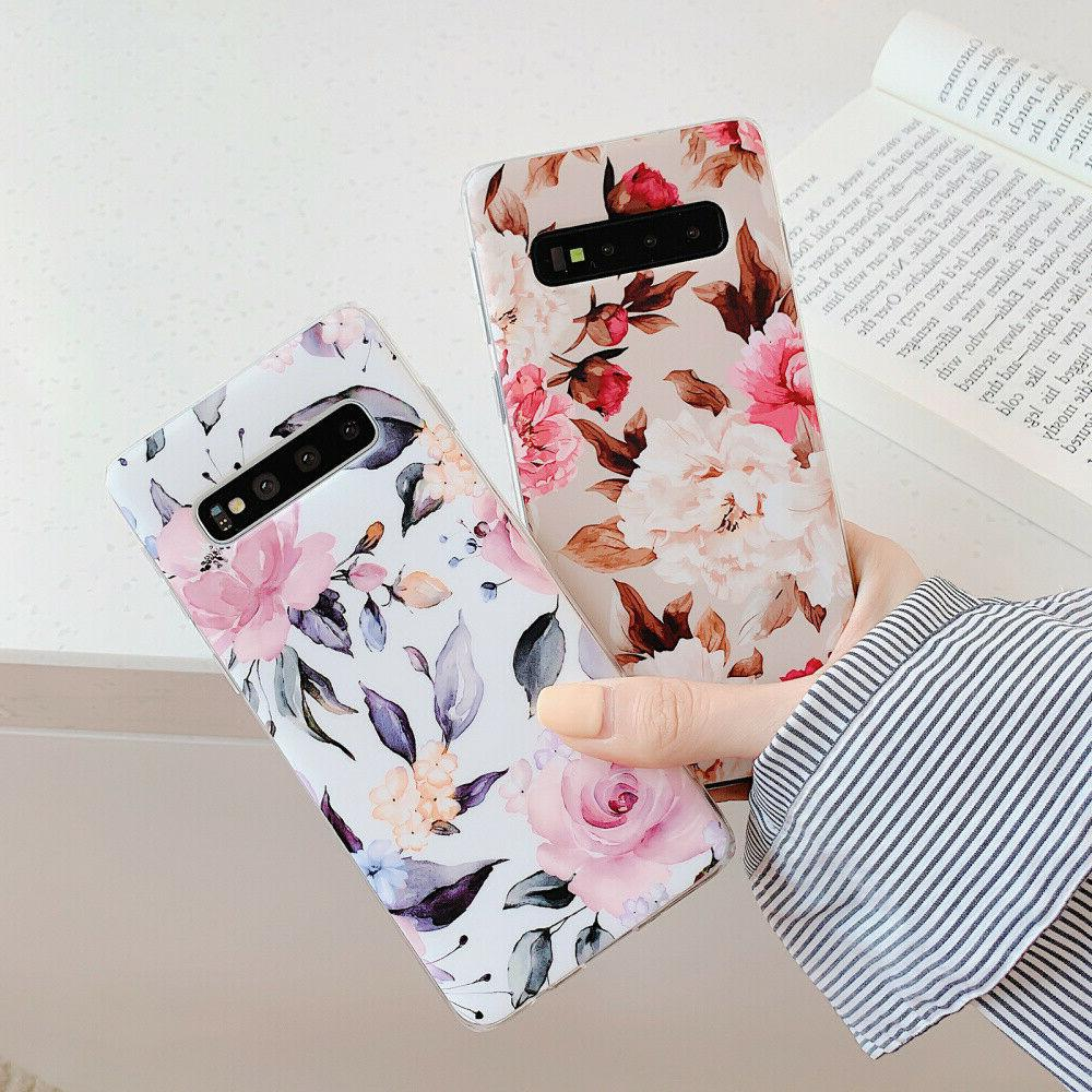 Fr Galaxy S8 S9 S10+ Shockproof Cute Women Case Cover