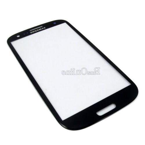 Front Outer Screen Lens Replacement S6
