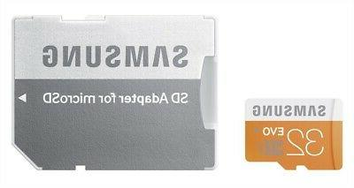 Samsung S 5 32GB SD Card Ultra Class SDHC up to O166