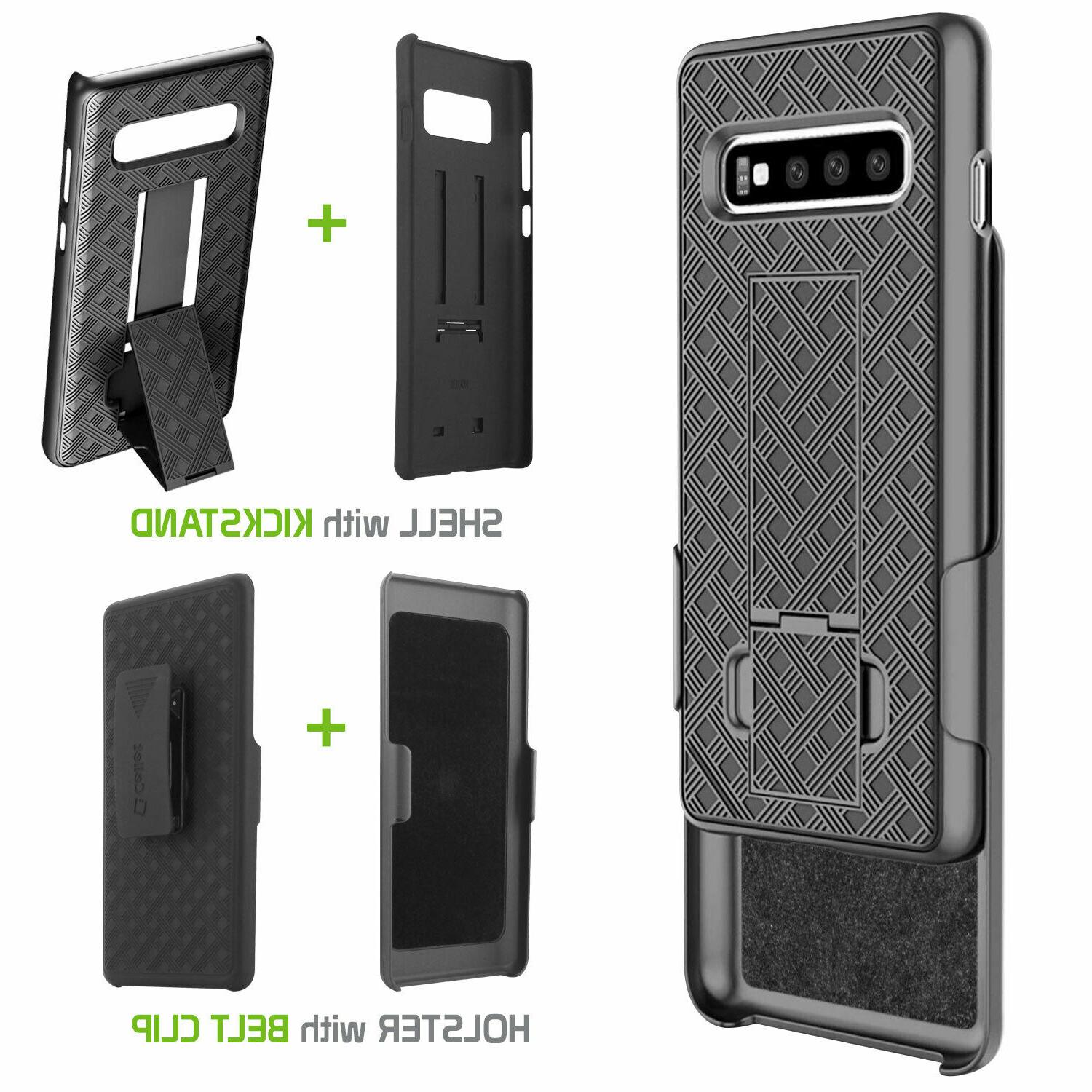 Cellet Holster Shell Combo Clip Galaxy 5G