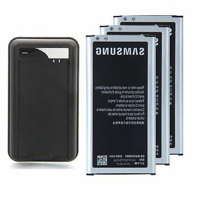 new 2800mah battery wall charger for samsung