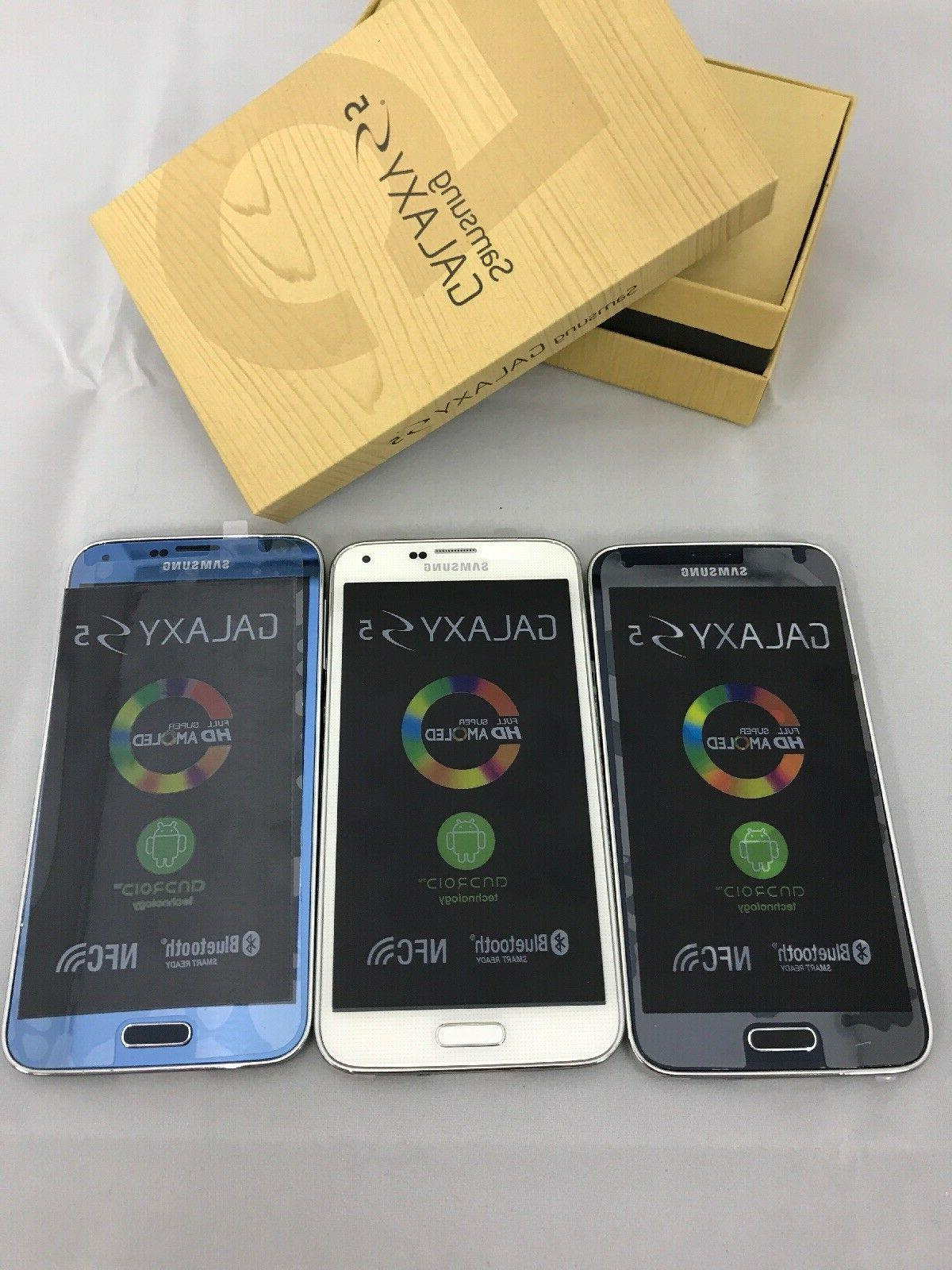 NEW Galaxy -16/32GB -Unlocked AT&T Cricket T-Mobile free