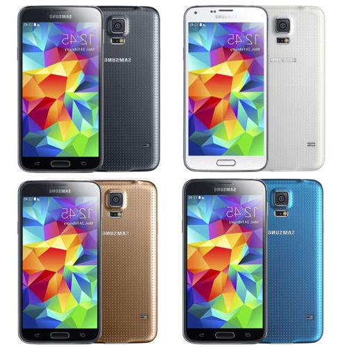 NEW Samsung S5 SM-G900T T-Mobile Unlocked 16GB Smartphone US
