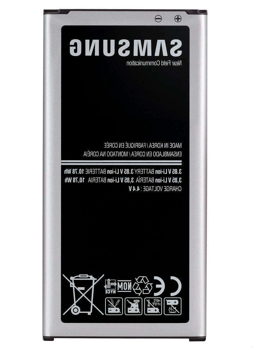 New OEM Battery Replacement for Samsung Galaxy S5 Genuine BG