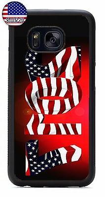 New Year 2017 USA Flag Case Cover For Samsung Galaxy S4 S5 S