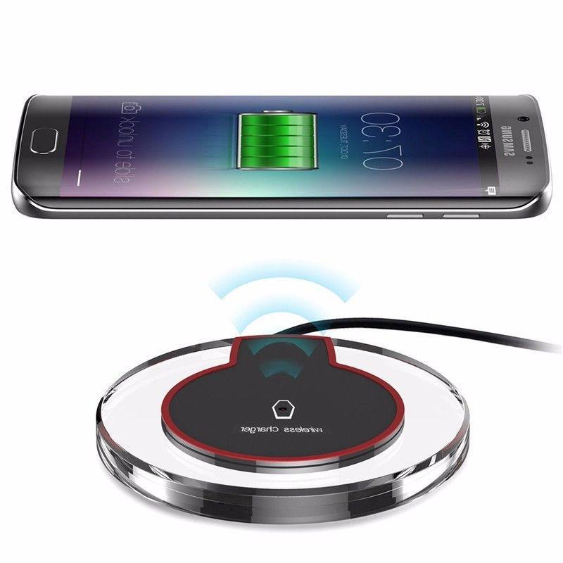 Qi Wireless Charging Dock for Galaxy S8 Edge S6 Note