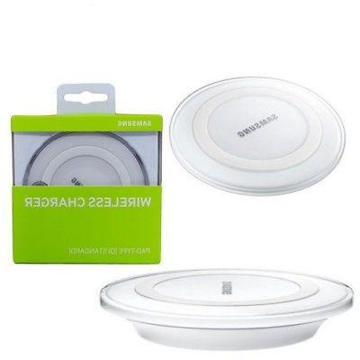 Qi Charging Pad Charger for Samsung S8+ S7 S6 S6 Edge Note 5