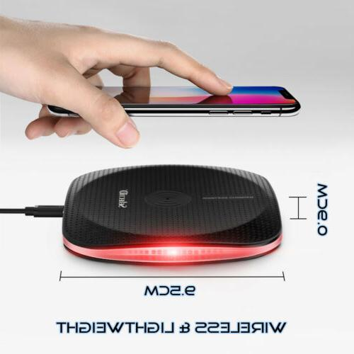 Qi Wireless Charging For Samsung S8 J5 A3
