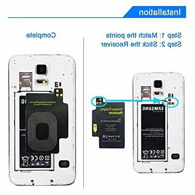 VILIGHT Charging Receiver Card Galaxy