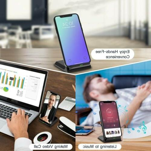 Qi Wireless Charging Stand Coils iPhone /7