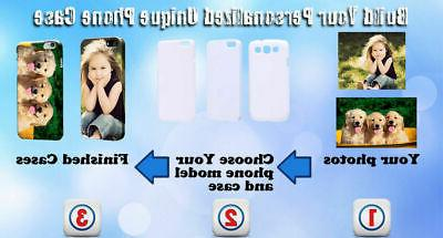 For Samsung Personalized Photo DIY Picture Phone